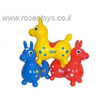 סוס פוני מתנפח Cavallo Rody GYMNIC (מקורי)